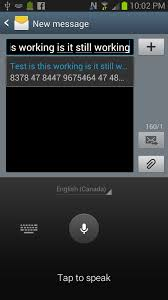 android keyboard with microphone how do you use android s real time speech to text stack overflow