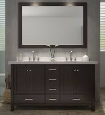 bathroom the most attractive double sink vanity pertaining to home