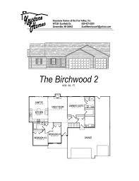 split bedroom floor house plans floor single level house plans one
