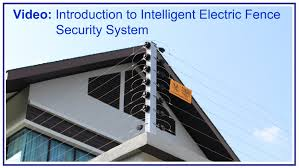 intelligent electric fence security systems introduction