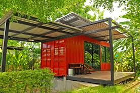 shipping containers are the new homes
