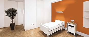 medical lighting led lighting for patient rooms by trilux