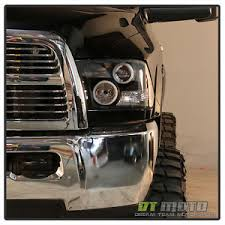 2011 dodge ram headlight replacement black 2009 2017 dodge ram led halo projector headlights 2010 2011