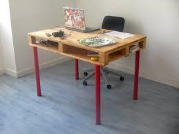 table pour chambre table en palette 44 idées à découvrir photos