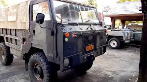 land rover 101 ambulance land rover 101 forward control 101fc spotted at paul safari youtube