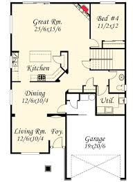 House Plans For Long Narrow Lots Best 25 Contemporary Home Plans Ideas On Pinterest Contemporary