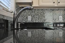 kitchen mosaic backsplash house trendy kitchen backsplash glass mosaic tiles arabesque