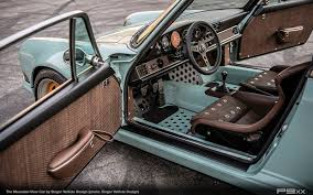 porsche cars interior introducing the singer mountain view car u2013 p9xx