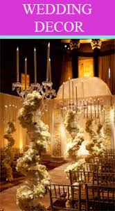 Indian Wedding Decoration Ideas Decor Ideas For Indian Weddings Party Cruisers India Limited
