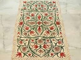 Tree Rugs Customized Rugs Handmade Rugs Embroidered Wool Floor Rug Discovered