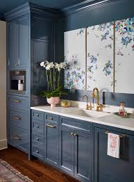 painting my kitchen cabinets blue should i paint my cabinets two different colors paper