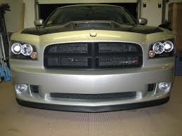 charger srt8 w dayton front lip pics dodge charger forum