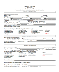 Doctors Sign In Sheet Template Sle Sign In Sheet 7 Free Documents In Pdf
