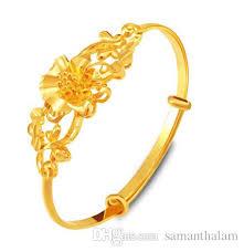 gold bangle bracelet yellow images 2017 new ethiopian bangle bracelet ethiopia africa arab bangles jpg