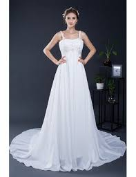 pregnancy wedding dresses simple empire waist wedding dress for the cy0287