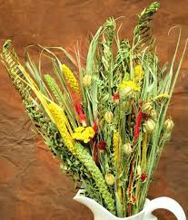Dried Flower Arrangements Drying Wedding Bouquets Dried Flower Bouquet Painted Desert Bunch
