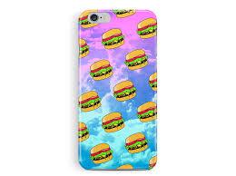 Meme Iphone Case - burger iphone case cheeseburger iphone 5s case hamburger
