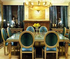 dining room purple gold color accent dining room ideas with