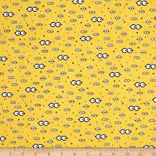 minion wrapping paper millions of minions googly yellow discount designer fabric
