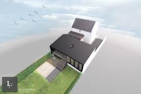 extension maison contemporaine maison bl extension contemporaine d u0027une maison bretonne des