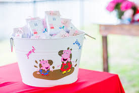 peppa pig party kara s party ideas cheerful peppa pig birthday party kara s