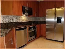 42 Inch Kitchen Cabinets Orange 42 Inch Kitchen Cabinets On Gorgeous Look With Half Moon