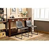 amazon com metal chairs kitchen u0026 dining room furniture home