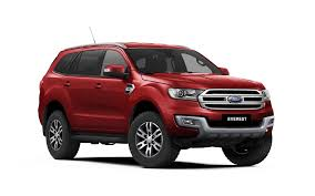 2016 Ford Everest Ford Everest Trend Rwd Thomson Ford