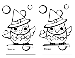 Detailed Halloween Coloring Pages Owl Coloring Pages To Print Bebo Pandco