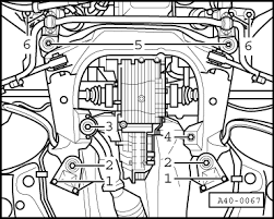 2003 audi a4 1 8t engine how to replace automatic transmission mounts on an 03 1 8t quattro