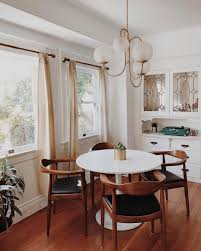 West Elm Dining Room Table The Pelle Gooseneck Chandelier Can U0027t Help But Steal The Spotlight