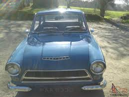 ford cortina 2door moted and tax