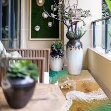 home decor 3d waves swirl stickers diy home decor 3d beach wall sticker eg express