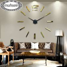 oversized clocks spectacular large and oversized wall clocks to buy gadgeteagle com