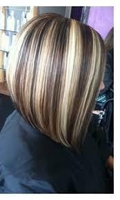 bob hair with high lights and lowlights long bob hair cut chunky highlights lowlights