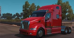 kenworth vs peterbilt peterbilt 387 truck american truck simulator mod ats mod
