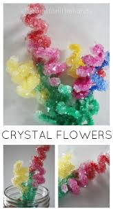 133 best flower crafts images on pinterest spring crafts for