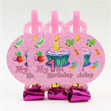 1st birthday candle 10pcs lot new arrival pink my 1st birthday candle theme pattern