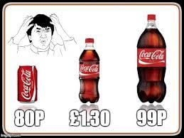 Coca Cola Meme - coca cola prices in the uk imgflip