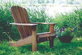 chair with built in ottoman eucalyptus wood adirondack chair with built in ottoman