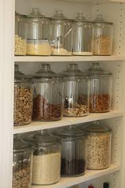 clear glass canisters for kitchen best 25 kitchen canisters and jars ideas on canisters