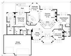 Ranch Style Home Plans With Basement Rambler House Plans With Basements Traditional Rambler Home Plan