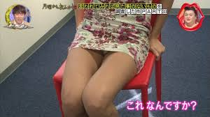 AVパンチラ  gif 武田玲奈がミニスカナースでパンチラしながらビルから飛び降りる ...