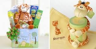 giraffe themed baby shower giraffe baby shower ideas aa gifts baskets idea