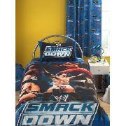 Wwe Bedding Wwe Smackdown Boys Wwe Smackdown Bedroom Wrestling Theme Bedroom