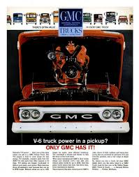 Vintage Ford Truck Advertisements - 60s madness 10 years of classic pickup truck ads the daily