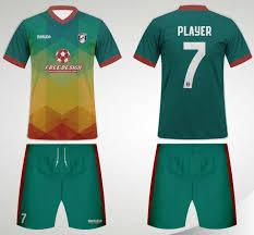 desain baju kekinian 19 contoh desain baju bola futsal terbaru 2018 fashion modern 2018