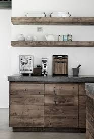 urban chic kitchens shabby rustic weathered country