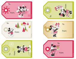 12 free printable christmas gift tags disney christmas