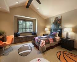 cool sports bedrooms for guys cool sport teenage bedroom theme